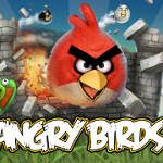 Angry Birds and Moomintrolls