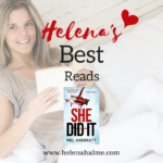 Helena's Best Reads: She Did It by Mel Sherratt