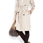 Trench coat shopping