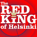 The Red King of Helsinki is out!