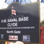 Faslane Naval Base Peace Protests and The Navy Wife