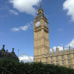 A visit to the Houses of Parliament