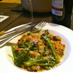Staying in: Home-made Risotto