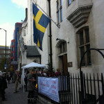 Swedish Church Christmas Fair in London