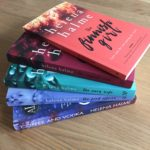 New paperback covers and reading notes for book clubs