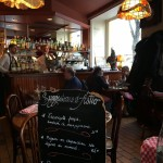 Lunch in Paris and the frustrations of Eurostar delays