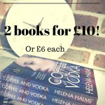 Limited Special Offer – signed paperback books for Christmas!