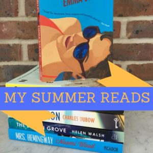 My Summer Reads