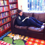 How I love thee…my book shop