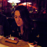Birthday dinner at The Savoy Grill, London