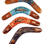 Let's hear it for the boomerangs