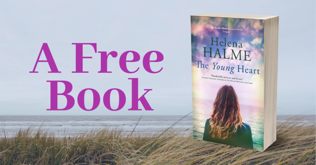 Sign up for a free book!