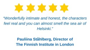 The Finnish Girl 5 stars Pauliina-2