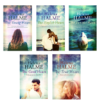 The Nordic Heart Romance Series Out in Paperback