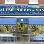 Walter Purkis & Sons fishmongers in Crouch End